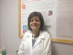 Dr Habib is a Board Certified Allergist working in Phoenix, Scottsdale, Glendale, Anthem and Avondale AZ