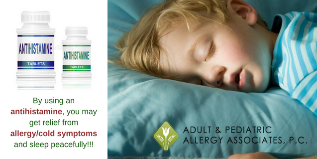 relief allergy/cold symptoms